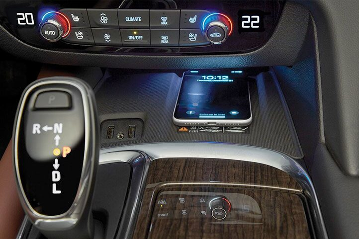 Buick Encore GX 2020 interior